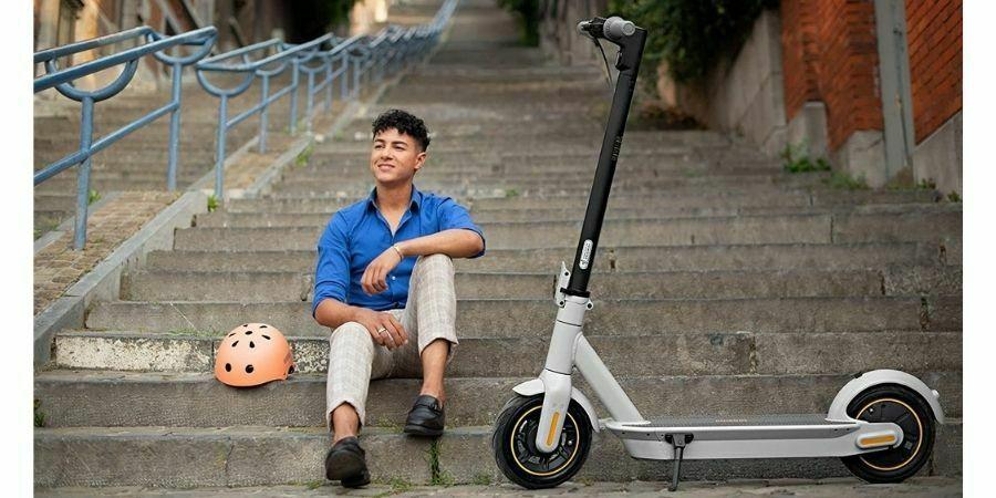 Patin eléctrico KickScooter MAX G30LE